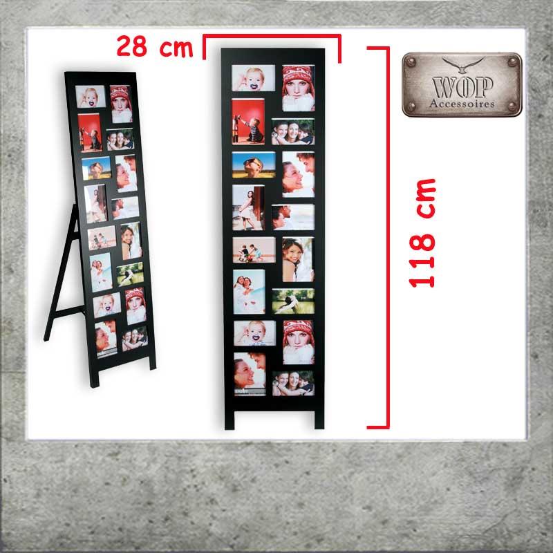 XL Marco de Foto Galería De Fotos Base Soporte de pie Marco de foto ...