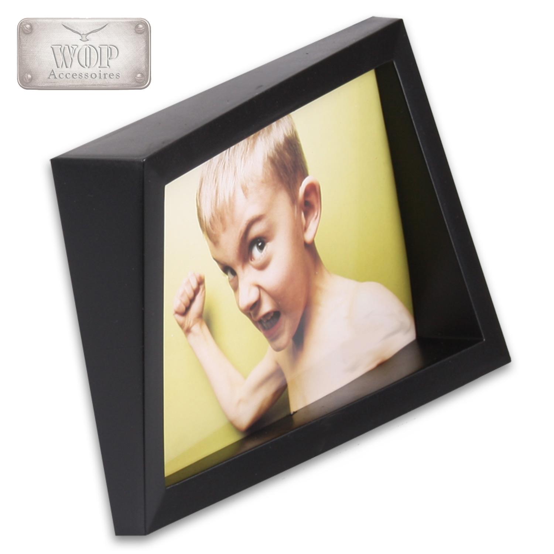 bilderrahmen fotorahmen kunststoff 20 5 x 25 5 cm fotohalter schwarz 3er set. Black Bedroom Furniture Sets. Home Design Ideas