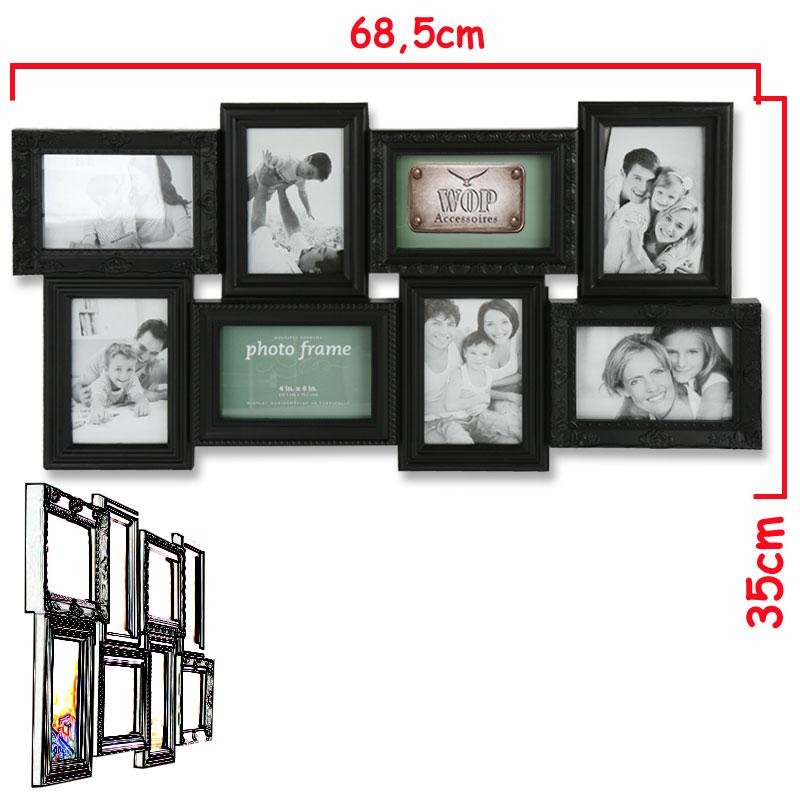 bilderrahmen bildergalerie fotorahmen fotohalter foto bild rahmen ebay. Black Bedroom Furniture Sets. Home Design Ideas
