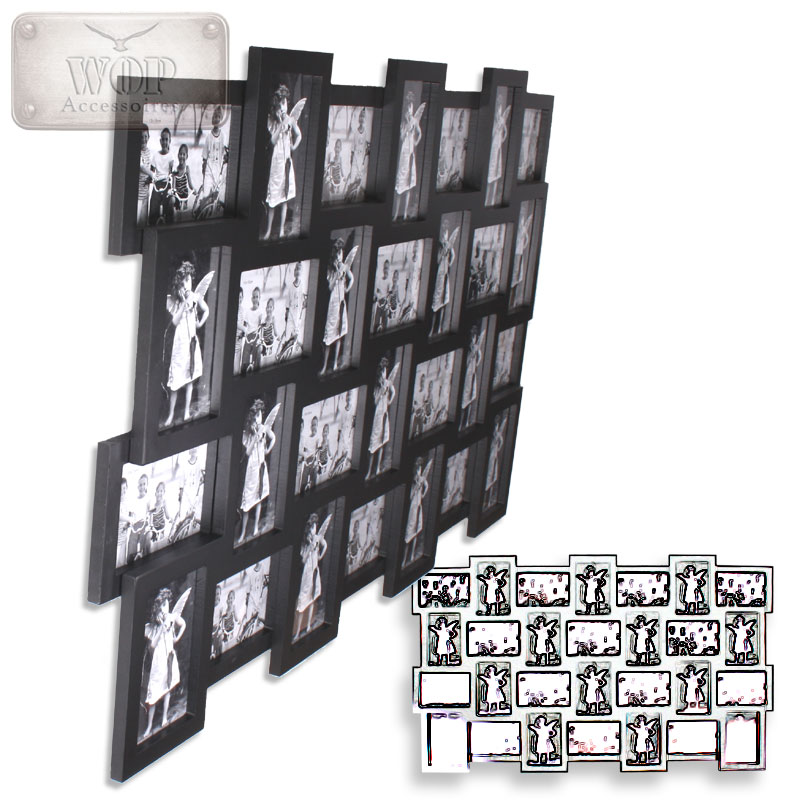 bilderrahmen bildergalerie fotorahmen fotohalter foto bild rahmen 28er ebay. Black Bedroom Furniture Sets. Home Design Ideas