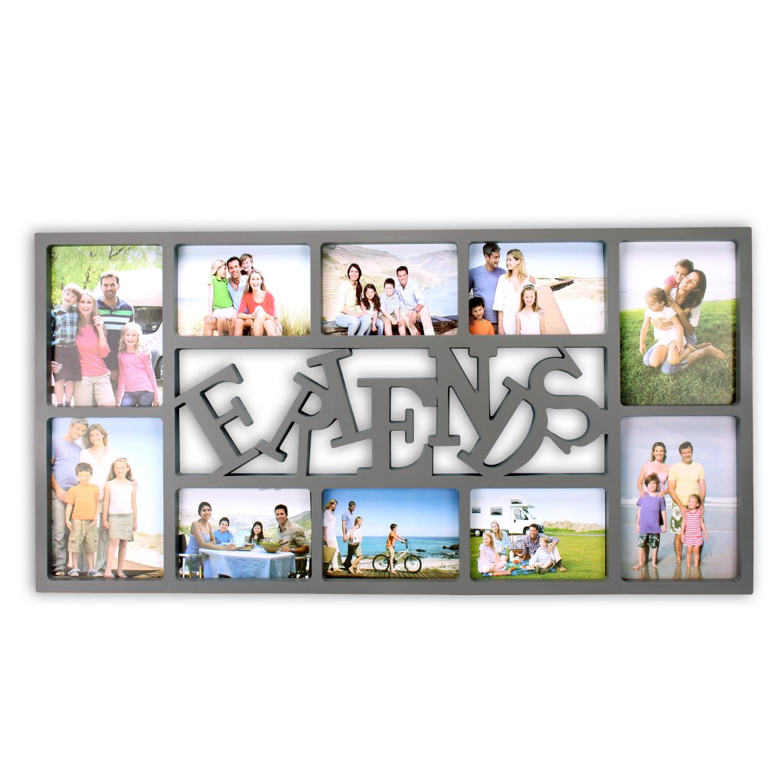 Bilderrahmen-Bildergalerie-Fotorahmen-Fotohalter-Friends-Family
