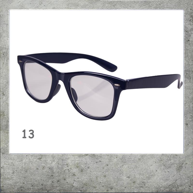 brille ohne st rke nerd brille wayfarer hornbrille. Black Bedroom Furniture Sets. Home Design Ideas