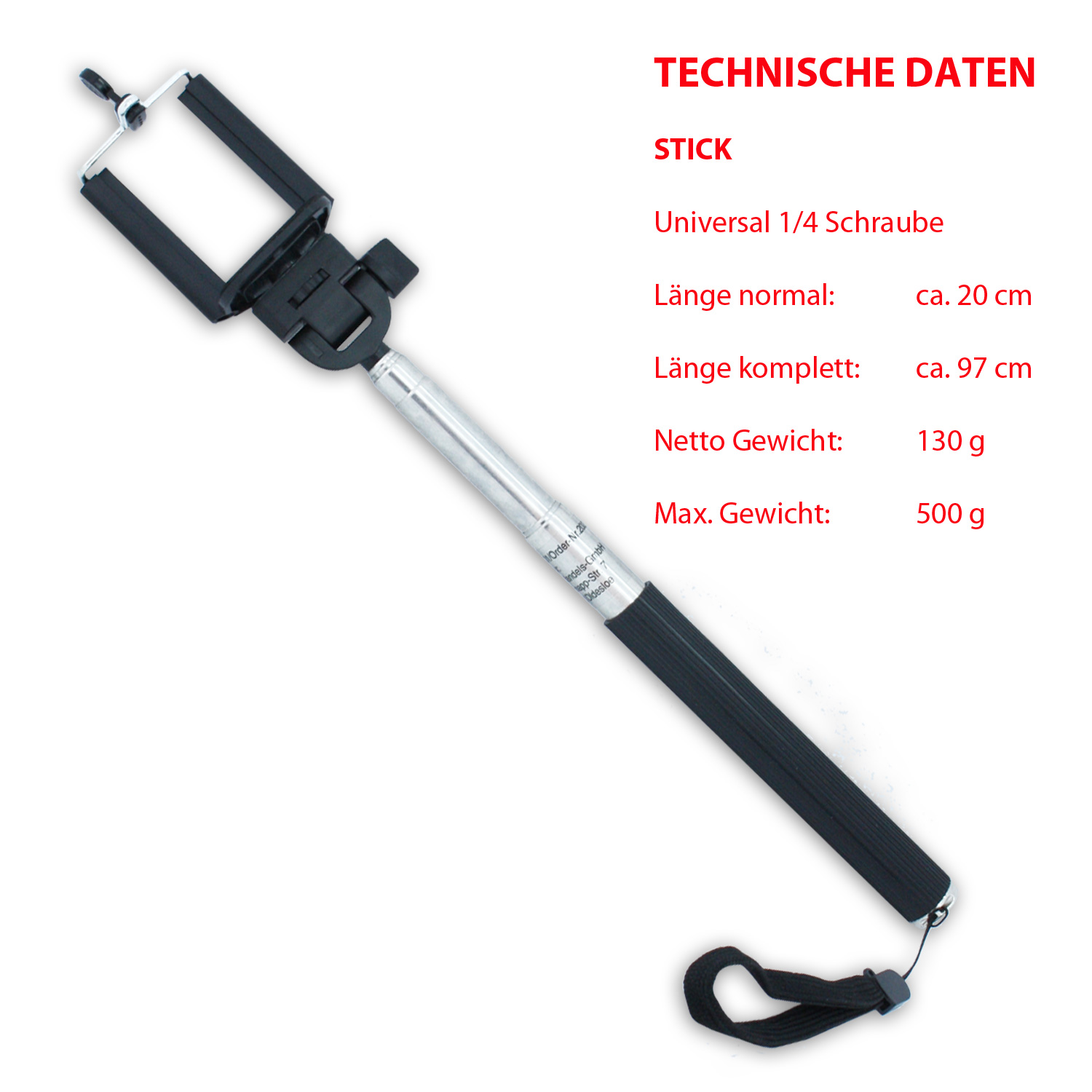 wireless selfie stick mit teleskop stativ bluetooth fernbedienung handyhalterung ebay. Black Bedroom Furniture Sets. Home Design Ideas