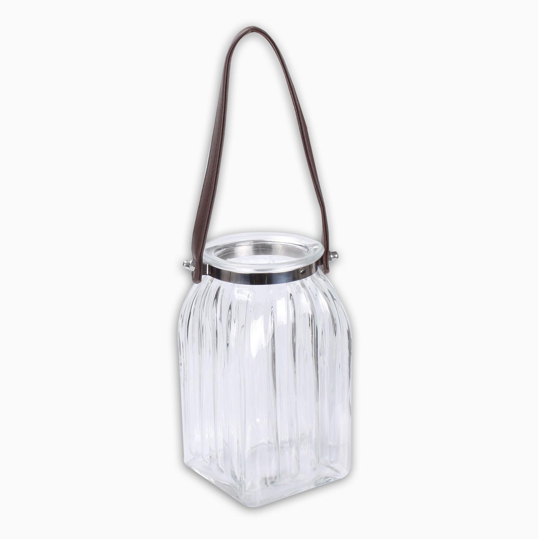 Gartenlaterne laterne windlicht teelicht kerzenglas garten for Deko gartenlaterne