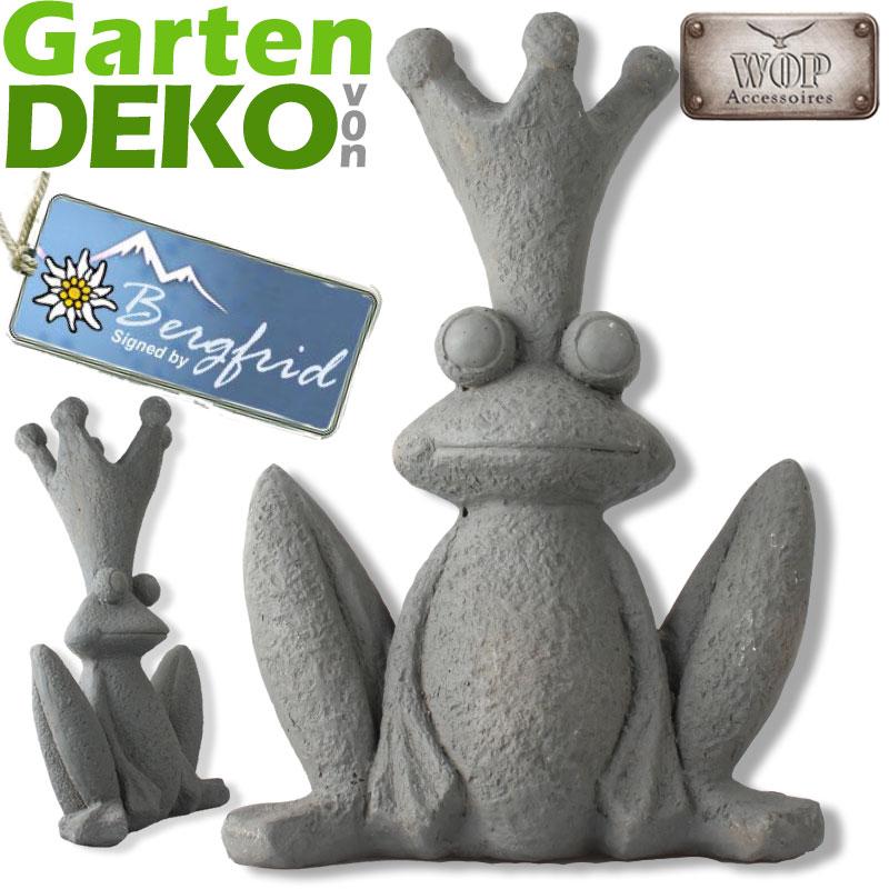 Xl garten deko figur statue teich skulptur dekofigur for Deko versand