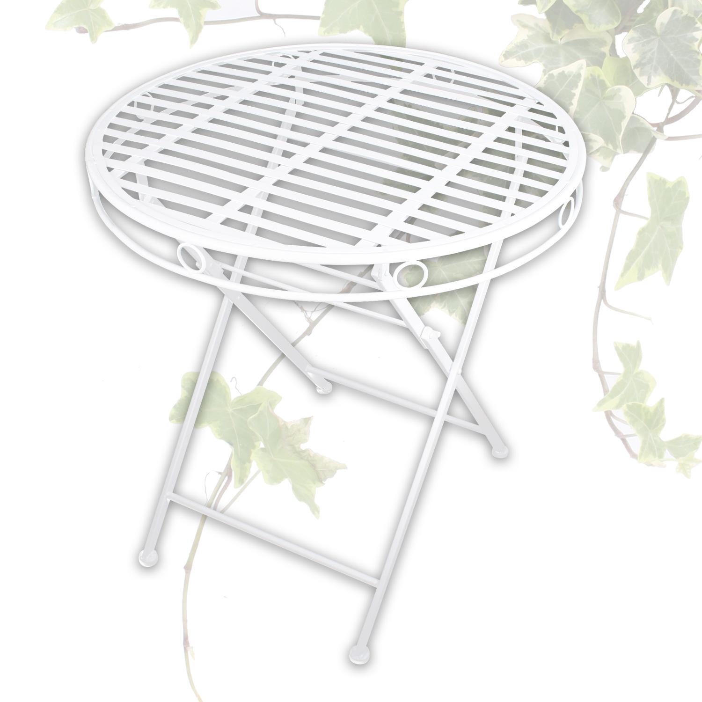 Tisch Bistrotisch Klapptisch Stuhl Klappstuhl Gartenmöbel ...