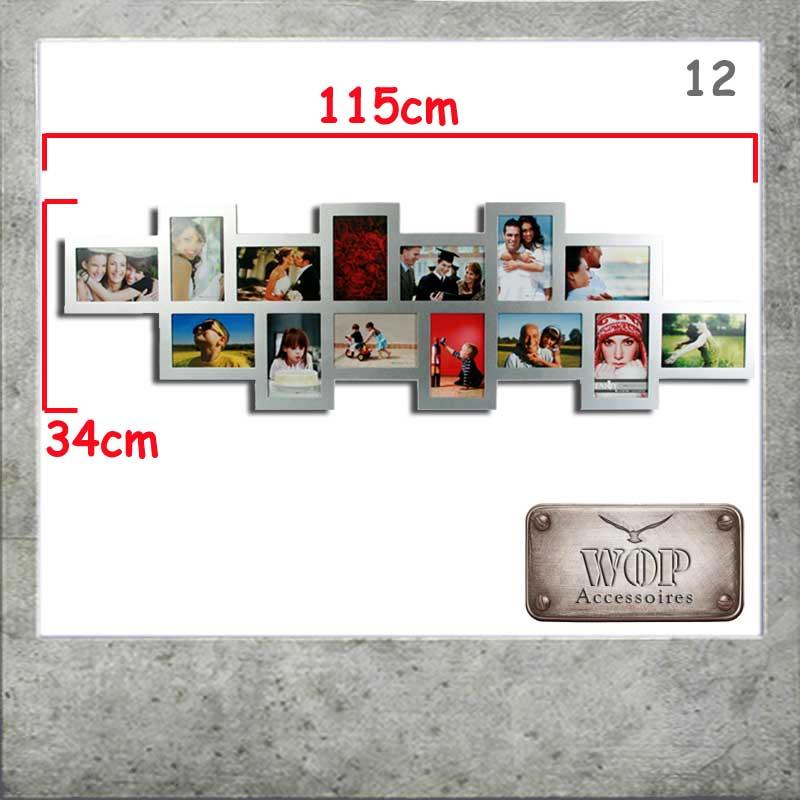 Bilderrahmen-Bildergalerie-Foto-Fotogalerie-Fotorahmen-Collage-10x15cm