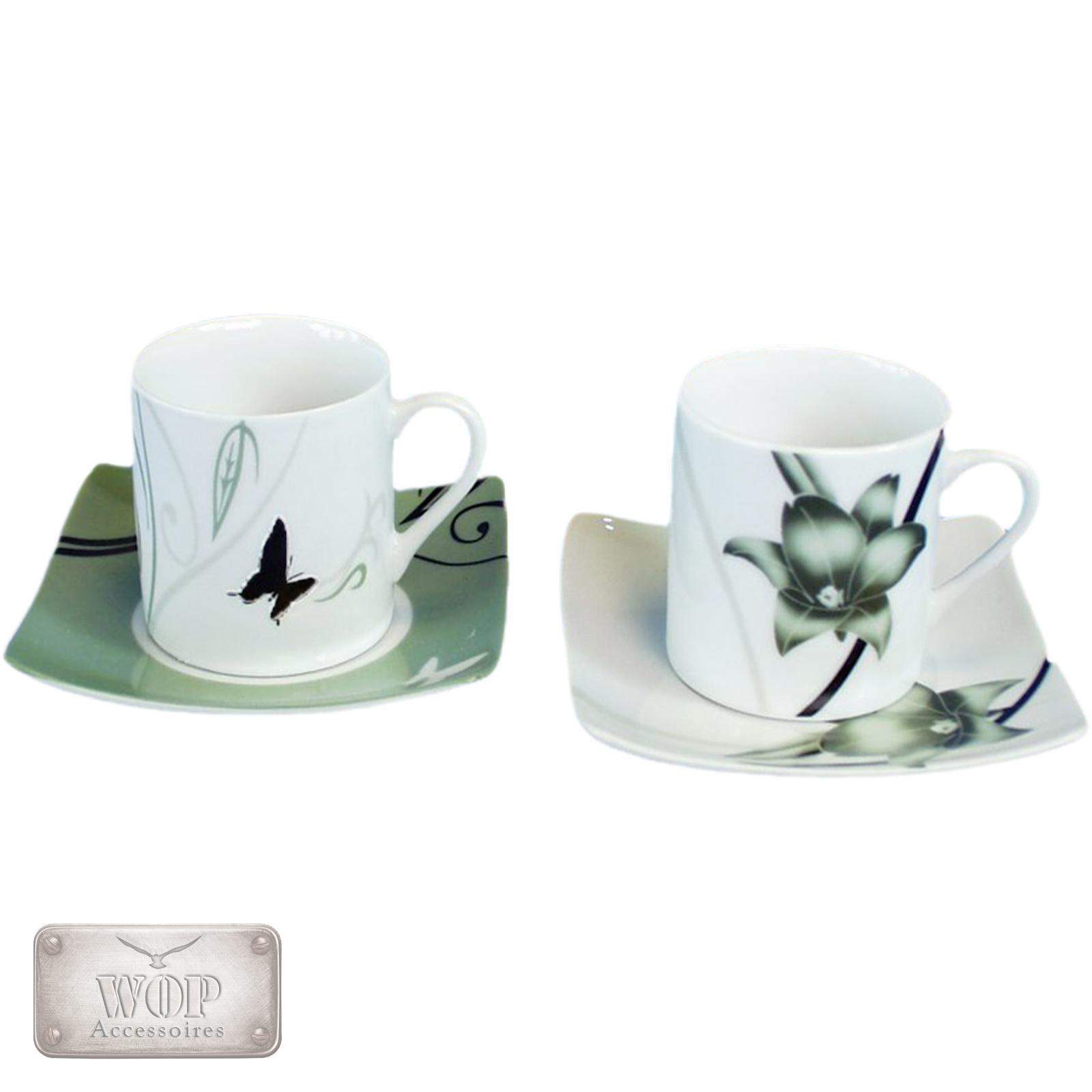 espressotassen set keramik kaffeeservice tasse unterteller kaffeetasse. Black Bedroom Furniture Sets. Home Design Ideas