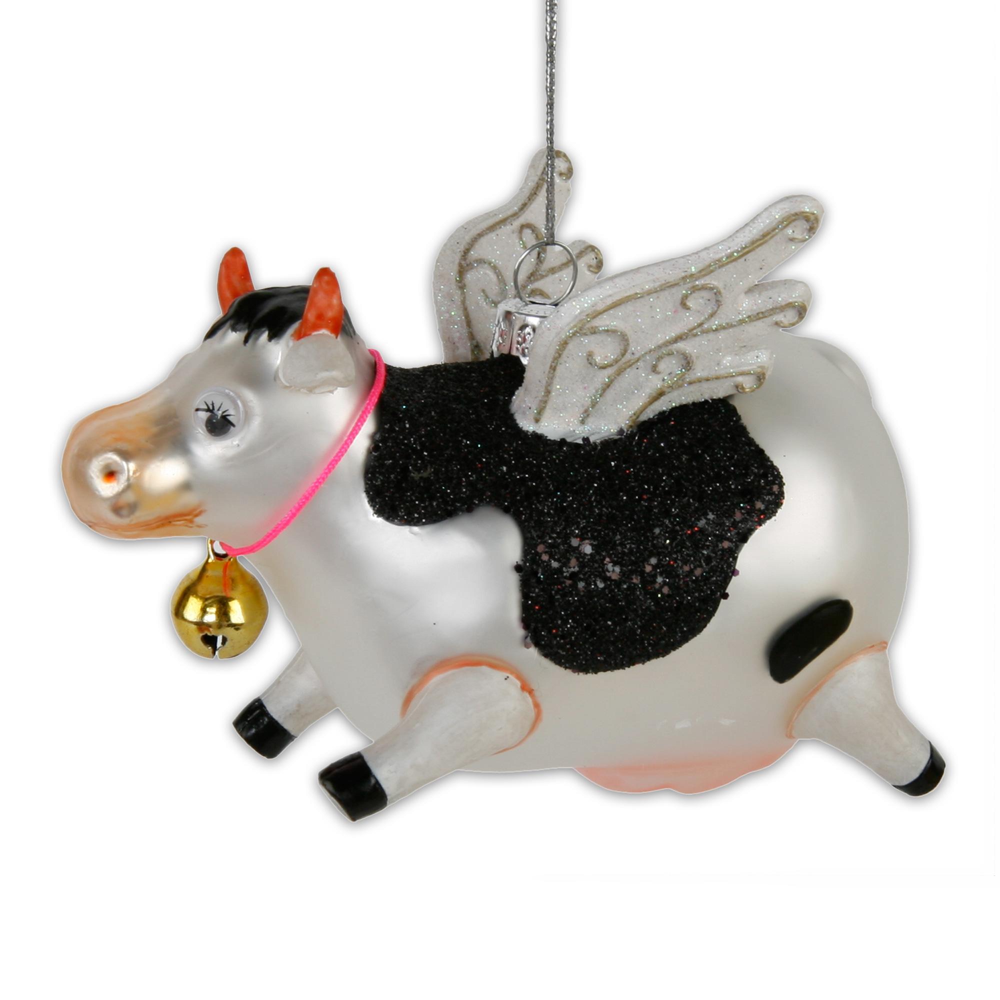 Baumschmuck-Christbaumkugel-Weihnachtsschmuck-Weihnachtsdeko-Tiere-bunt-Pop-Art