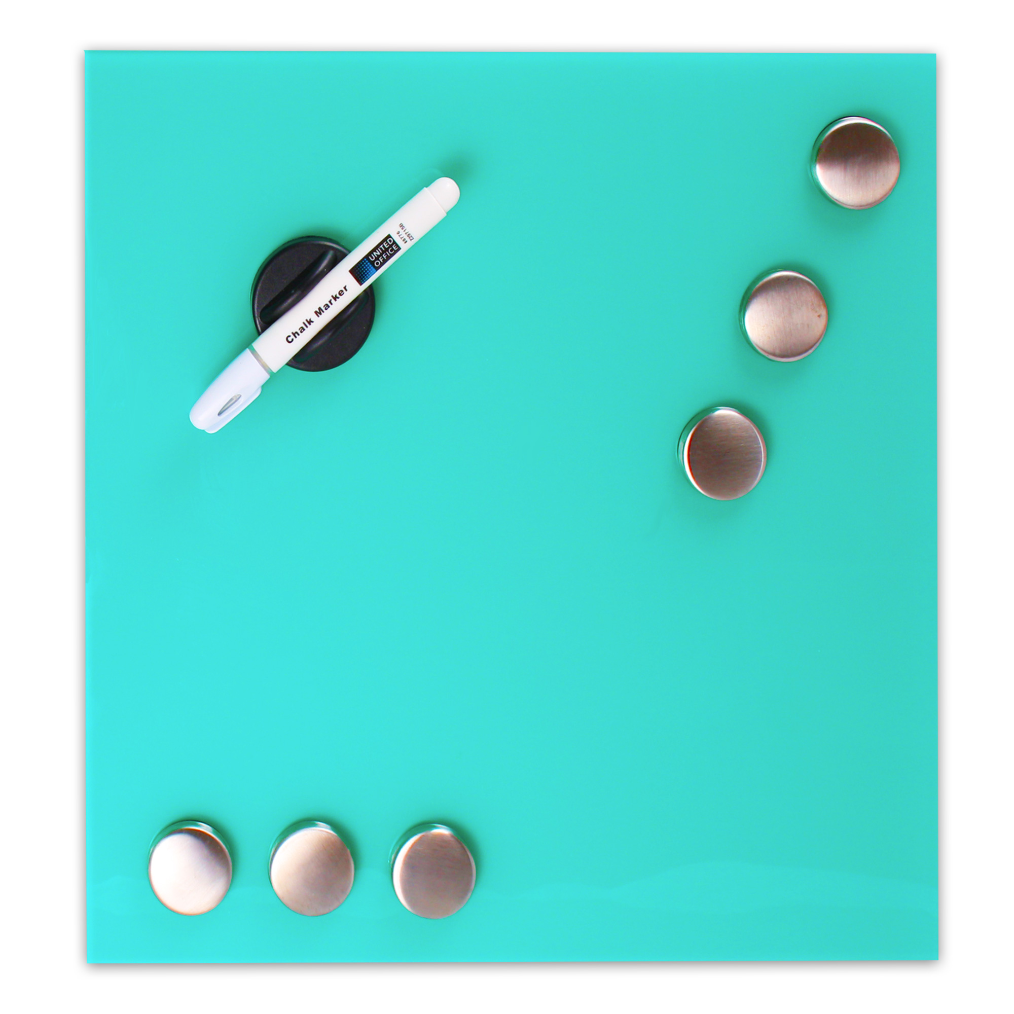 memoboard memo board whiteboard magnet board magnet wall pin board turquoise ebay. Black Bedroom Furniture Sets. Home Design Ideas