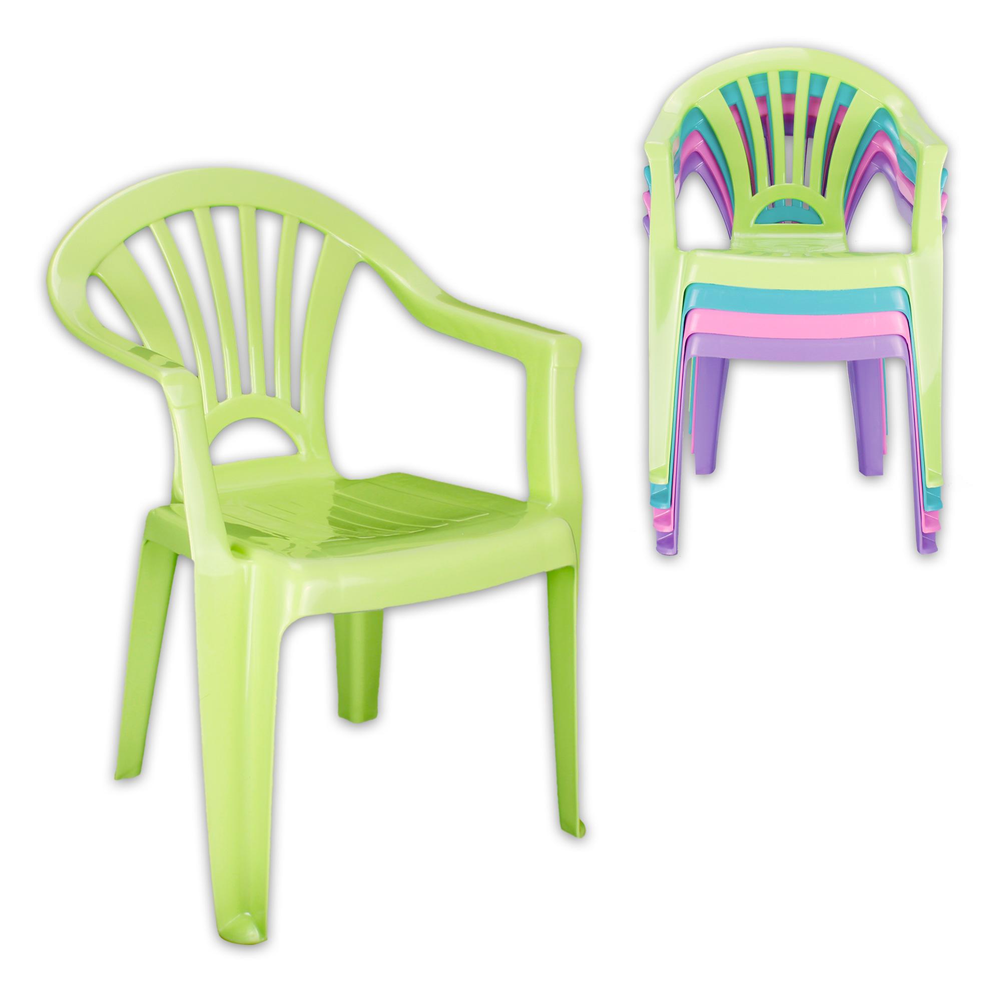 kinderstuhl kinderst hle stuhl plastikstuhl kunststoffstuhl kinderzimmer 4er set ebay. Black Bedroom Furniture Sets. Home Design Ideas