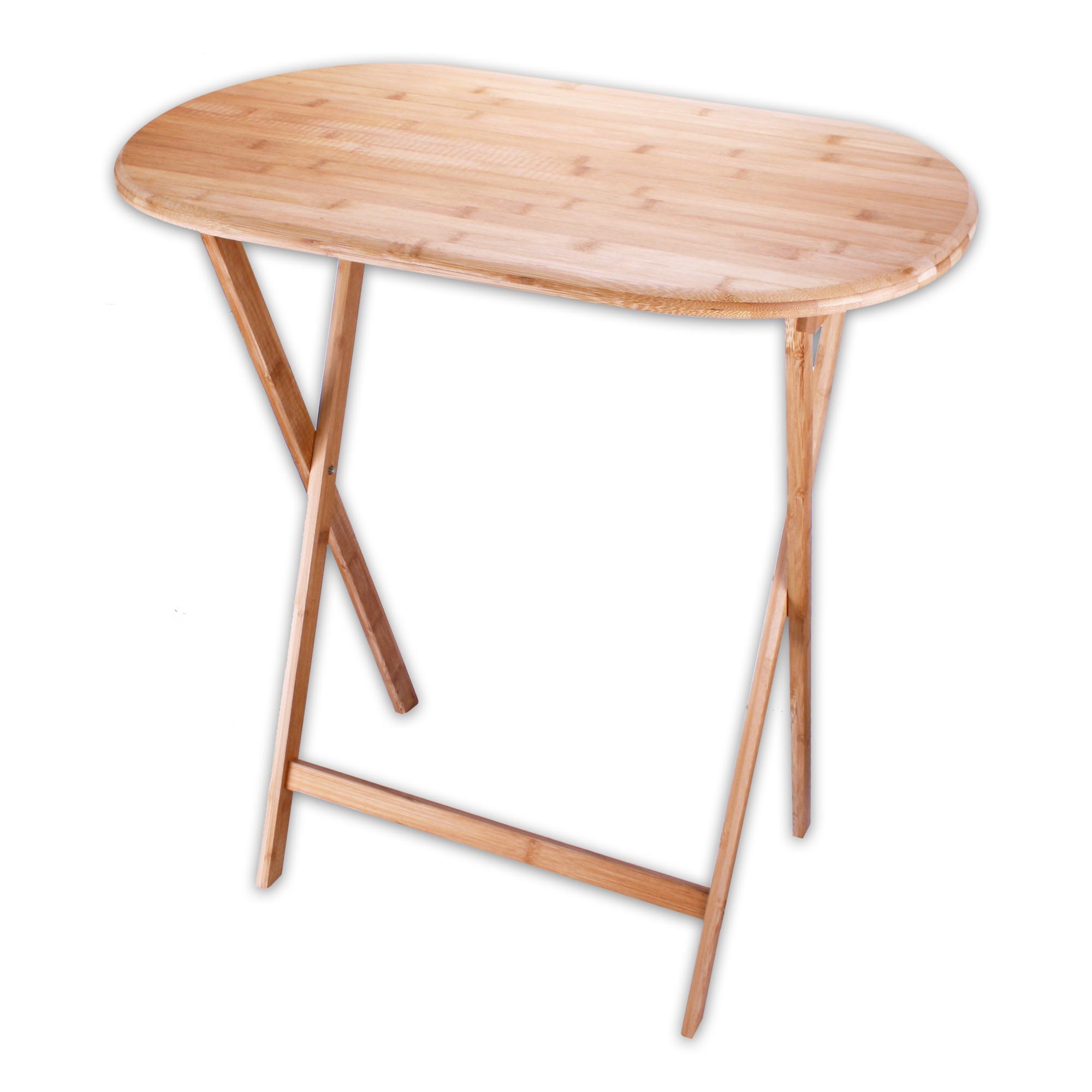bambusklappbeistelltisch klapptisch beistelltisch. Black Bedroom Furniture Sets. Home Design Ideas