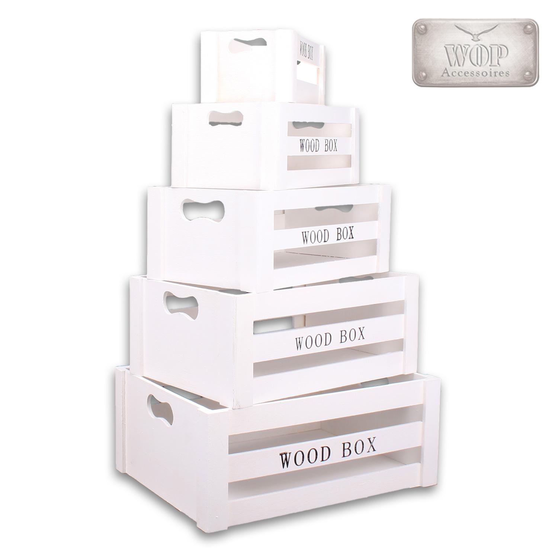 Cassa-di-legno-VINO-SCATOLA-LEGNO-5er-SET-SCATOLA-DECORAZIONE-PORTAOGGETTI-BOX