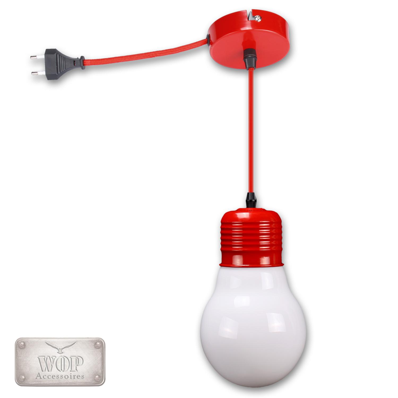 h ngelampe h ngeleuchte deckenlampe deckenleuchte pendellampe gl hbirne lampe ebay. Black Bedroom Furniture Sets. Home Design Ideas