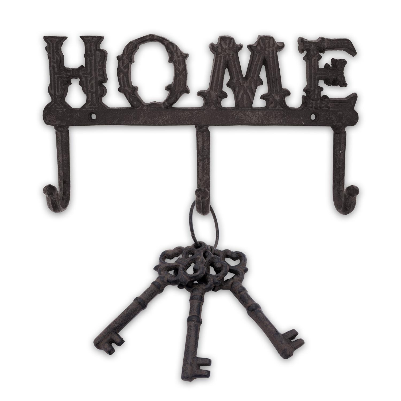 rustikale garderobe wandgarderobe schl sselbund. Black Bedroom Furniture Sets. Home Design Ideas