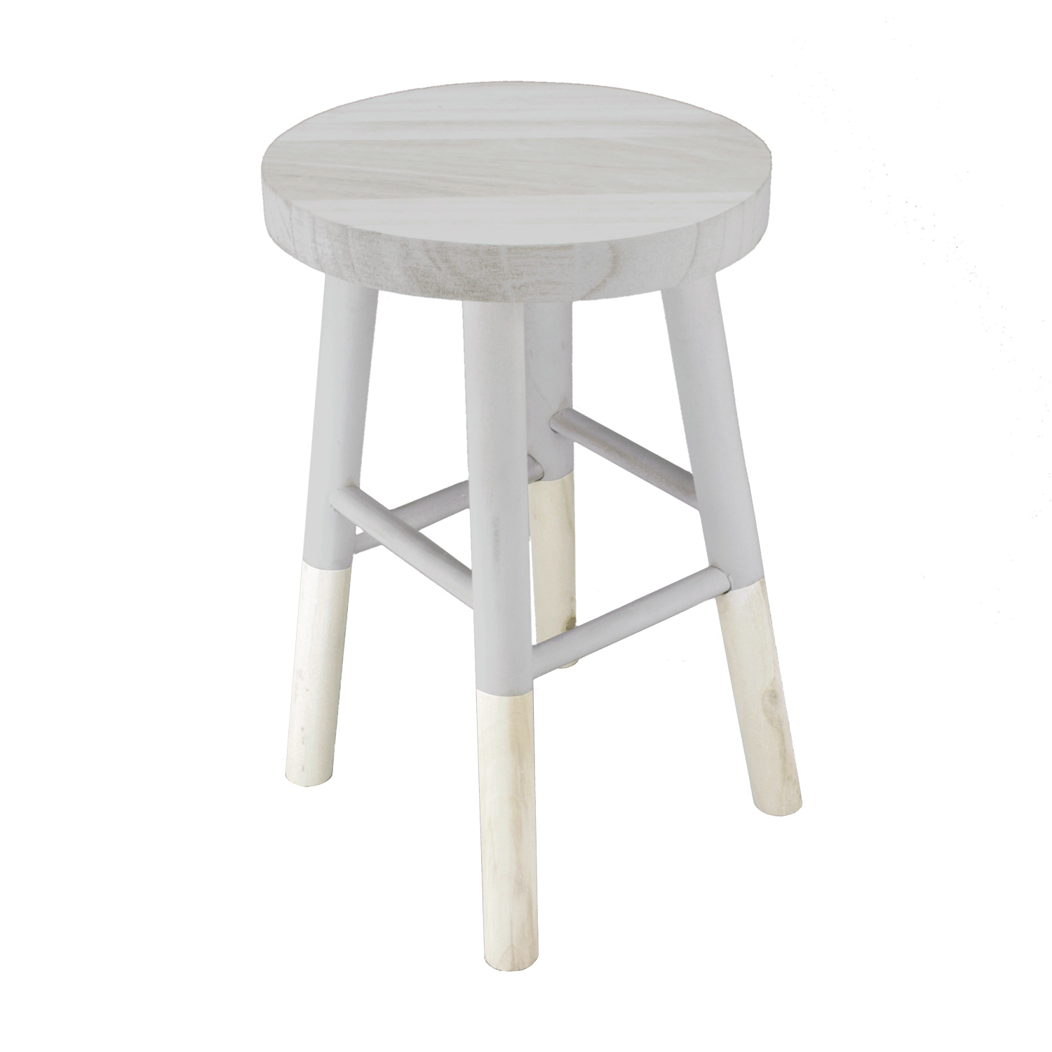 Hocker Budget stool Kitchen stool Seat Wood Storage Children's stool