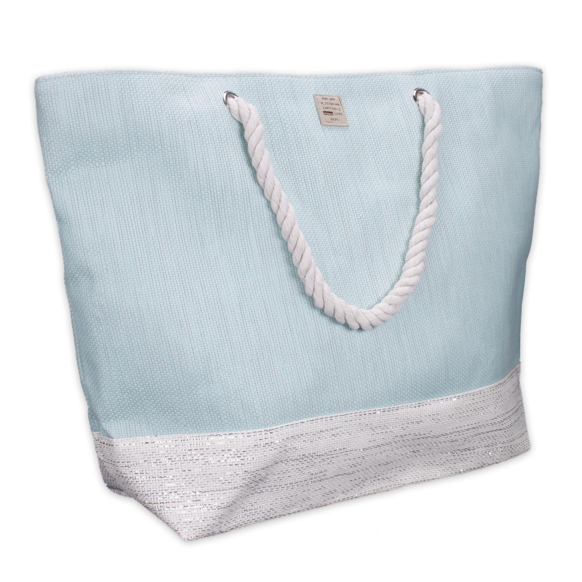 Strandtasche-Badetasche-Umhaengetasche-Einkaufstasche-Shopper-ANTONIO-in-4-Farben