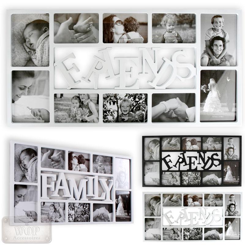 bilderrahmen bildergalerie fotorahmen fotohalter foto bild friends ebay. Black Bedroom Furniture Sets. Home Design Ideas