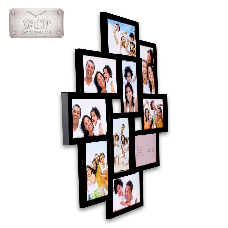 Cornici 3d collage cornice foto rondo10 per 10 foto 10x15 for Cornici per foto 10x15