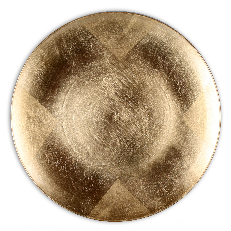 dekoteller 33 cm melamin deko teller dekoschale schale in rot gold silber gr n ebay. Black Bedroom Furniture Sets. Home Design Ideas