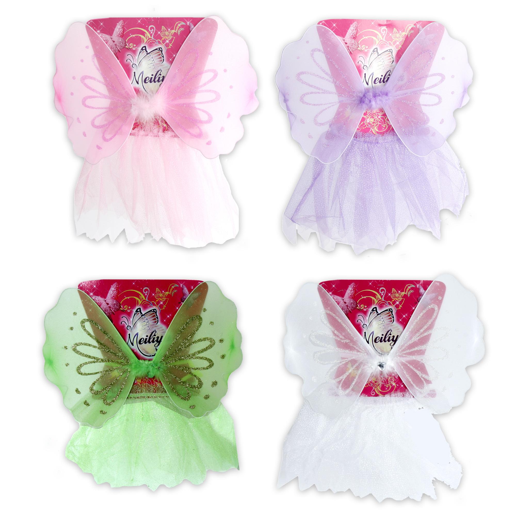 kost m fee schmetterling fasching karneval kinder tinkerbell fl gel ballerina ebay. Black Bedroom Furniture Sets. Home Design Ideas