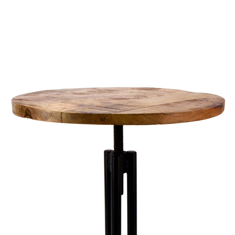 tabouret tournant m tal 37 5 cm noir de bar r glable en hauteur bois ebay. Black Bedroom Furniture Sets. Home Design Ideas