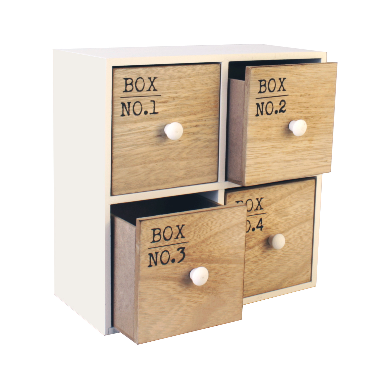 box schubladenbox schubladen holzbox sortierbox schmuckschatulle krimskrams ebay. Black Bedroom Furniture Sets. Home Design Ideas