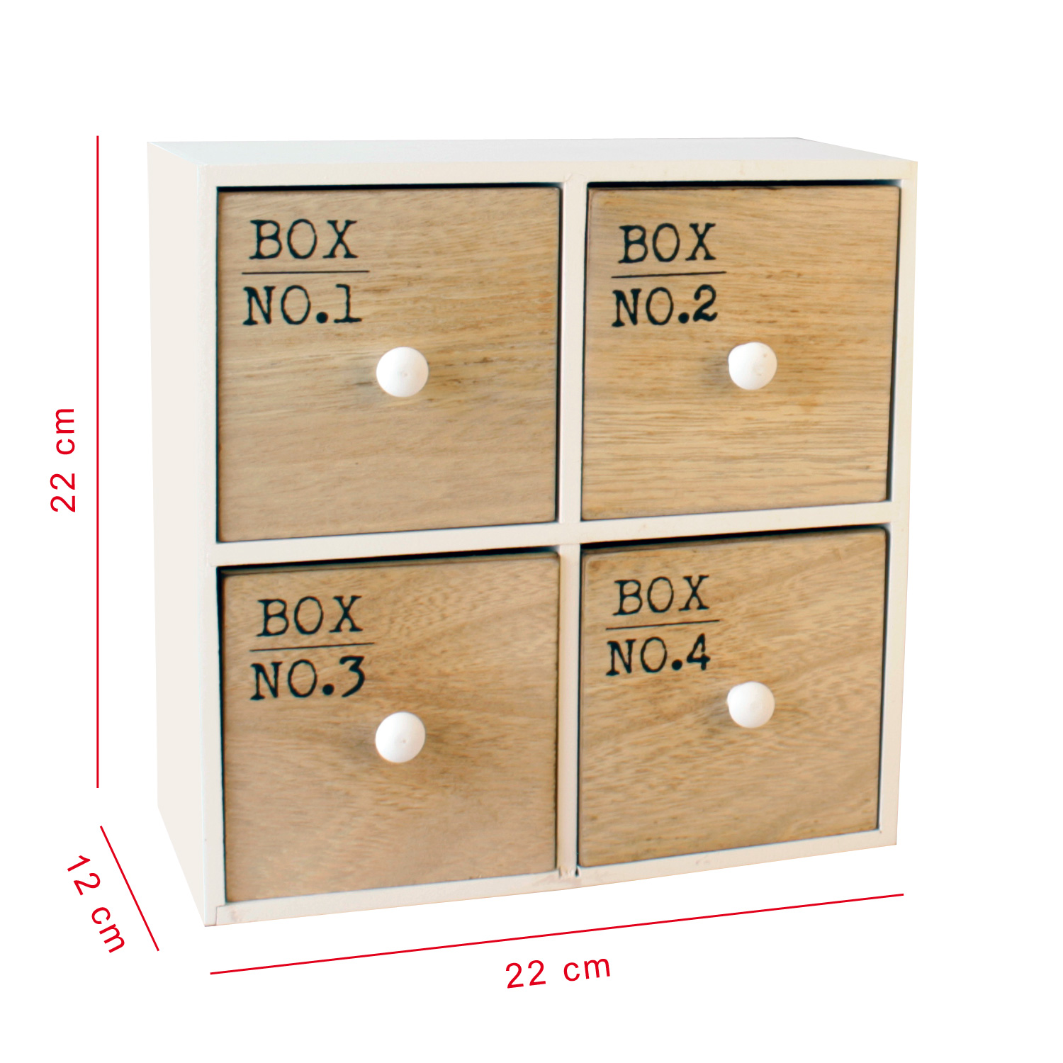 box schubladenbox schubladen holzbox sortierbox. Black Bedroom Furniture Sets. Home Design Ideas