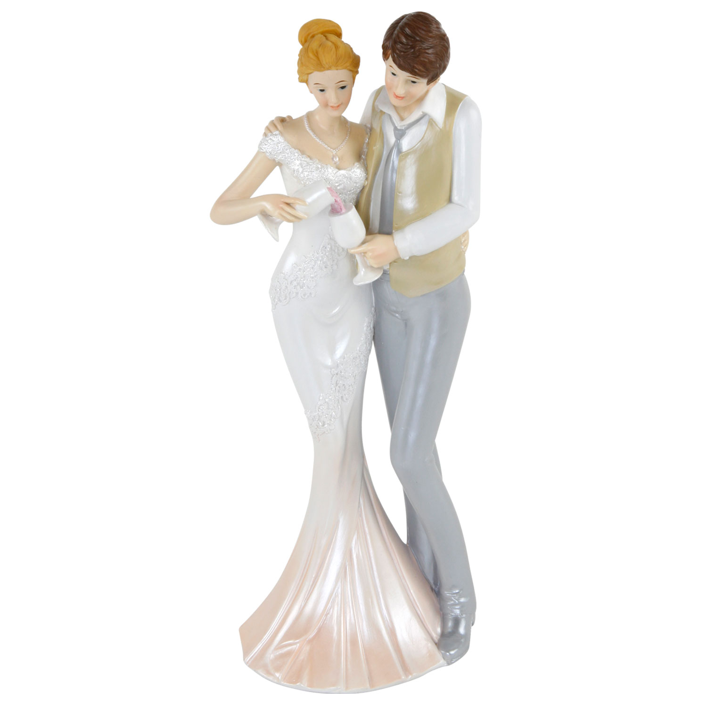 Hochzeit-Brautpaar-Tortenfigur-Dekofigur-viele-Motive-von-Braut-und-Braeutigam